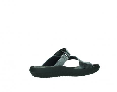 wolky slippers 0881 fiji 928 grijs metallic leer_11