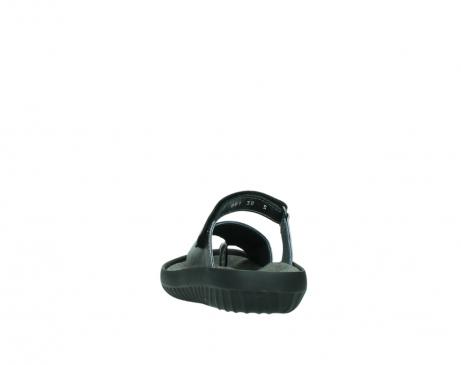 wolky slippers 0881 fiji 928 grijs metallic leer_6
