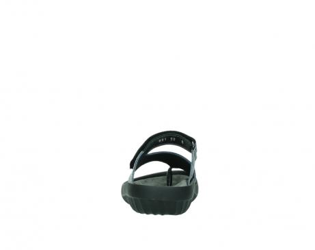 wolky slippers 0881 fiji 928 grijs metallic leer_7