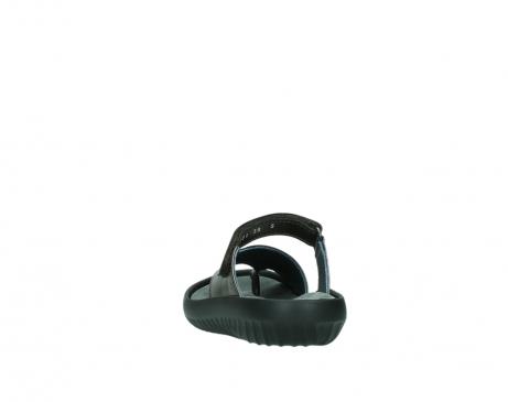 wolky slippers 0881 fiji 933 koper metallic leer_6