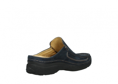 wolky heren slippers 09210 roll slide men 11800 blue_10
