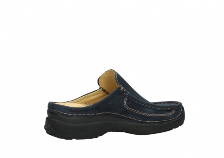 wolky heren slippers 09210 roll slide men 11800 blue_11