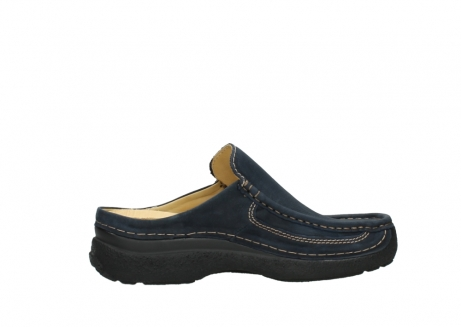 wolky heren slippers 09210 roll slide men 11800 blue_12