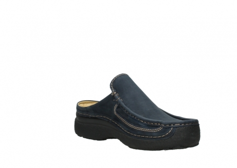 wolky heren slippers 09210 roll slide men 11800 blue_16