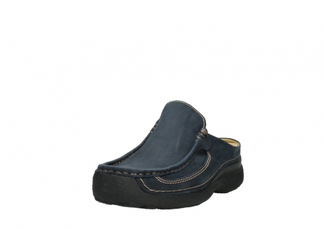 wolky heren slippers 09210 roll slide men 11800 blue_21