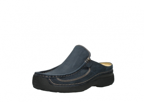 wolky heren slippers 09210 roll slide men 11800 blue_22