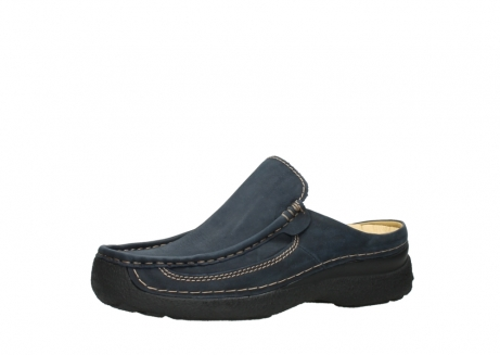 wolky heren slippers 09210 roll slide men 11800 blue_23