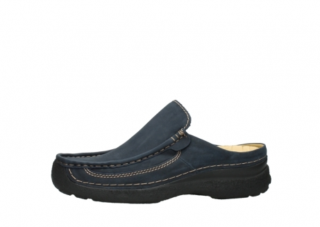 wolky heren slippers 09210 roll slide men 11800 blue_24