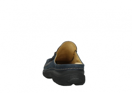 wolky heren slippers 09210 roll slide men 11800 blue_6
