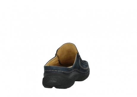 wolky heren slippers 09210 roll slide men 11800 blue_8