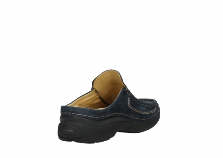 wolky heren slippers 09210 roll slide men 11800 blue_9