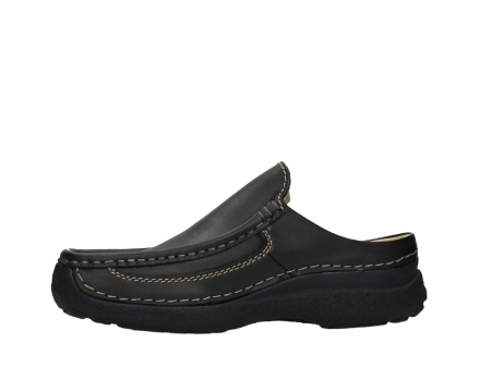 wolky slippers 09210 roll slide men 50000 zwart leer_12