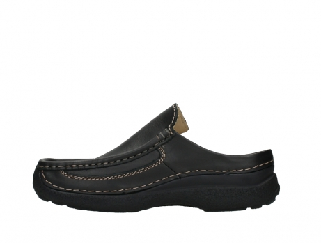 wolky slippers 09210 roll slide men 50000 zwart leer_13