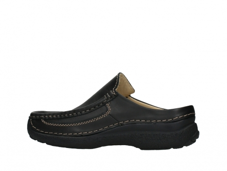 wolky slippers 09210 roll slide men 50000 zwart leer_14