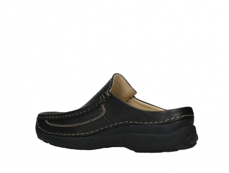 wolky slippers 09210 roll slide men 50000 zwart leer_15