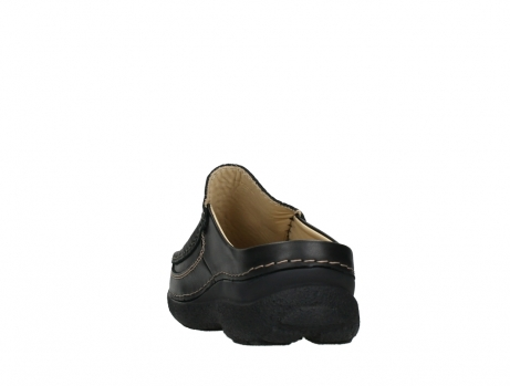 wolky slippers 09210 roll slide men 50000 zwart leer_18