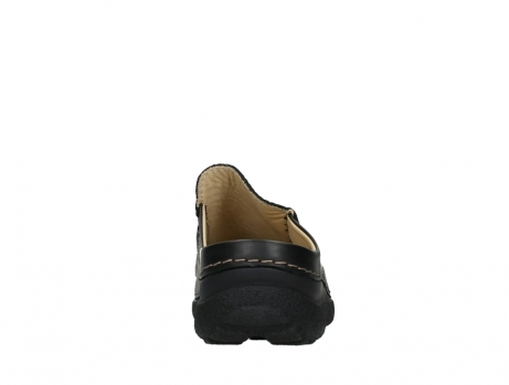wolky slippers 09210 roll slide men 50000 zwart leer_19