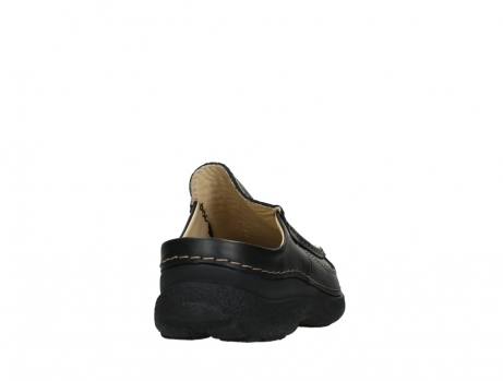 wolky slippers 09210 roll slide men 50000 zwart leer_20