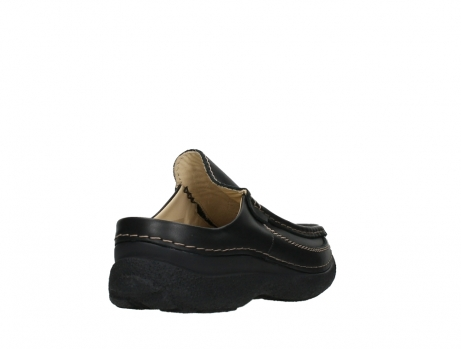 wolky slippers 09210 roll slide men 50000 zwart leer_21