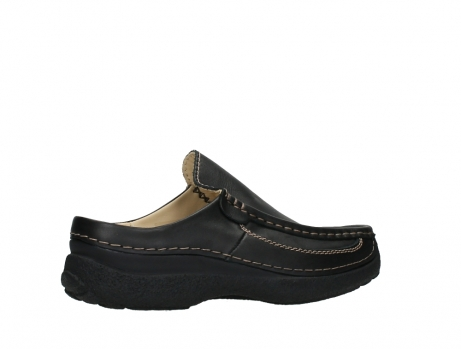 wolky slippers 09210 roll slide men 50000 zwart leer_23