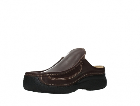 wolky mules 09210 roll slide men 50300 cuir marron_10