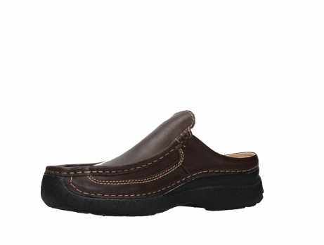 wolky slippers 09210 roll slide men 50300 bruin leer_11