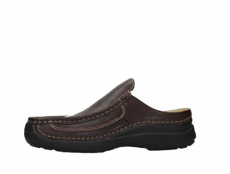 wolky mules 09210 roll slide men 50300 cuir marron_12