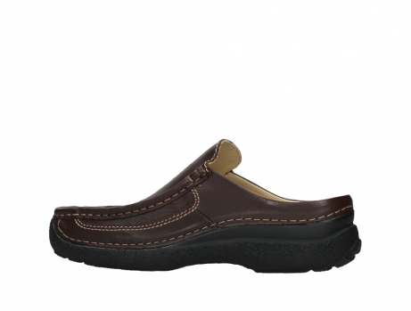 wolky mules 09210 roll slide men 50300 cuir marron_14
