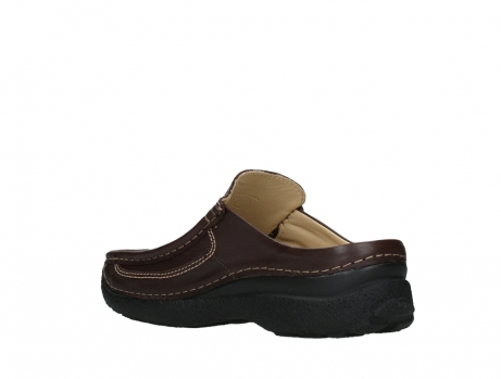 wolky mules 09210 roll slide men 50300 cuir marron_16