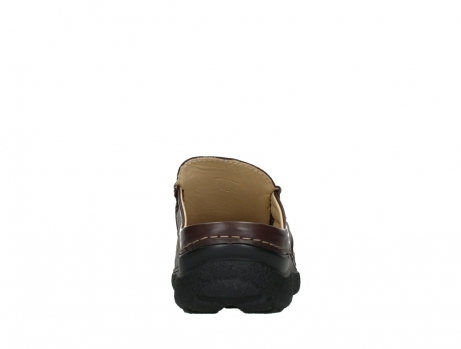 wolky mules 09210 roll slide men 50300 cuir marron_19