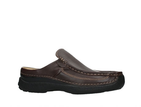 wolky slippers 09210 roll slide men 50300 bruin leer_2