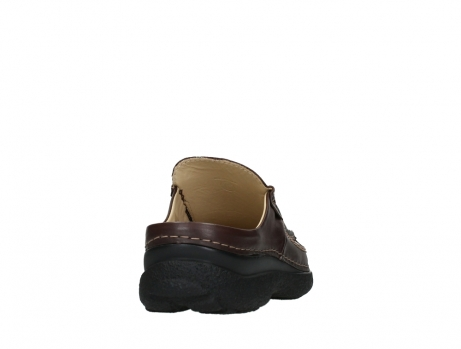 wolky heren slippers 09210 roll slide men 50300 brown leather_20