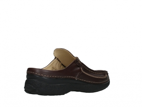 wolky mules 09210 roll slide men 50300 cuir marron_22