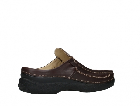 wolky mules 09210 roll slide men 50300 cuir marron_23