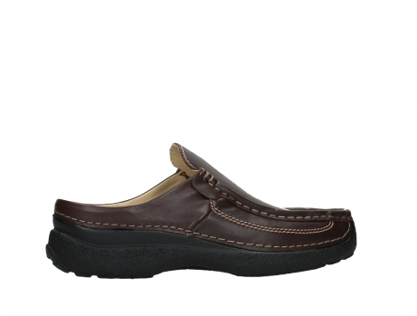 wolky mules 09210 roll slide men 50300 cuir marron_24