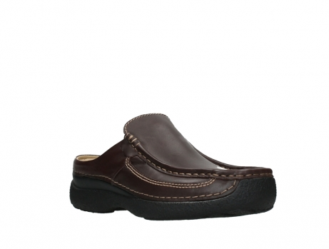 wolky mules 09210 roll slide men 50300 cuir marron_4