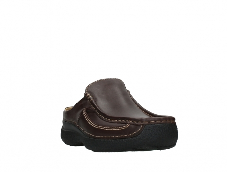 wolky mules 09210 roll slide men 50300 cuir marron_5