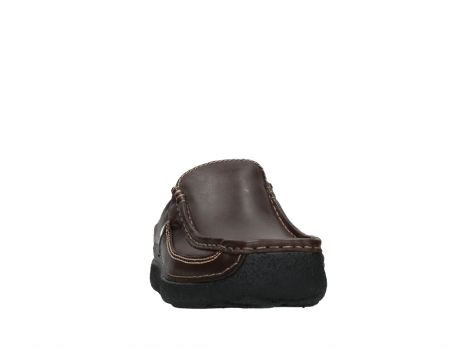 wolky mules 09210 roll slide men 50300 cuir marron_6