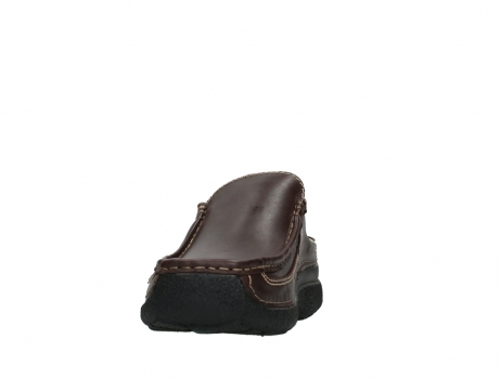 wolky mules 09210 roll slide men 50300 cuir marron_8