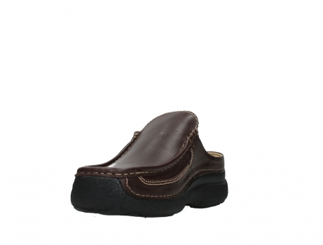 wolky slippers 09210 roll slide men 50300 bruin leer_9