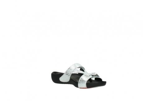 wolky slippers 1000 oconnor 612 gebroken wit slangenprint leer_16
