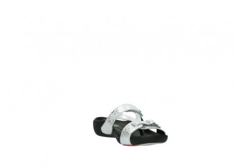 wolky slippers 1000 oconnor 612 gebroken wit slangenprint leer_17