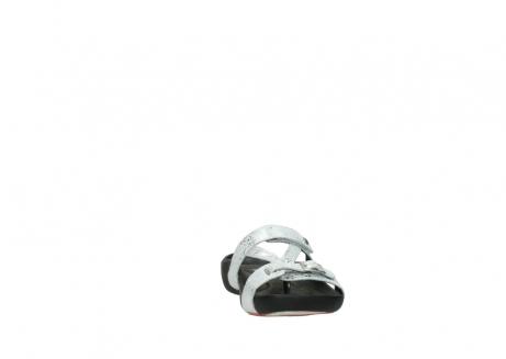 wolky slippers 1000 oconnor 612 gebroken wit slangenprint leer_18
