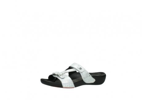 wolky slippers 1000 oconnor 612 gebroken wit slangenprint leer_23