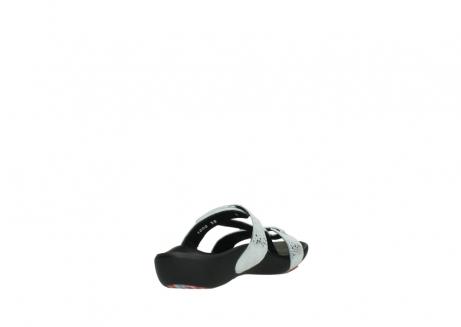 wolky slippers 1000 oconnor 612 gebroken wit slangenprint leer_9