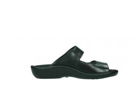 wolky slippers 1301 nepeta 300 zwart leer_13
