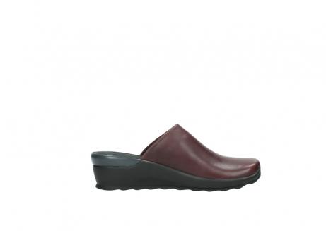 wolky slippers 2575 go 251 bordeaux leer_13