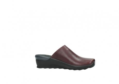 wolky slippers 2575 go 251 bordeaux leer_14