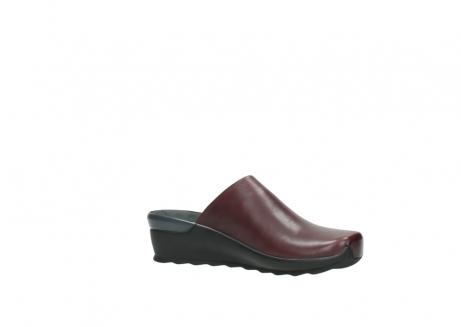 wolky slippers 2575 go 251 bordeaux leer_15