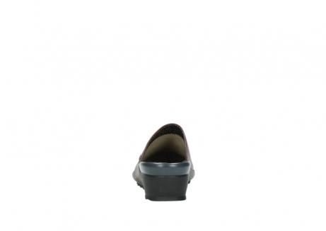 wolky slippers 2575 go 251 bordeaux leer_7